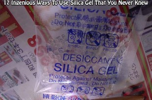 17 Ingenious Ways To Use Silica Gel That You Never Knew