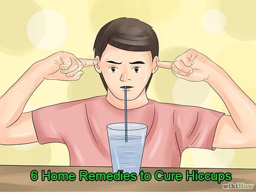 6 Home Remedies to Cure Hiccups