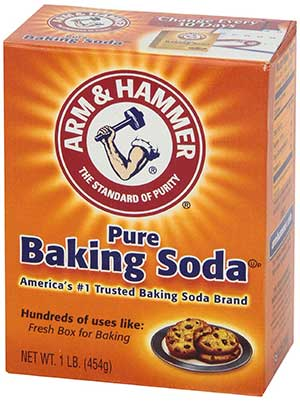 Baking-soda -- Pesky Ants Out of Your Home And Garden