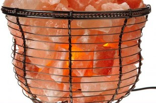 Benefits of having a Himalayan Salt Lamp in your home