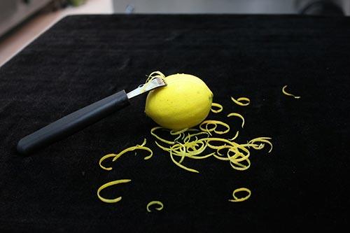 Citrus Peel Rub