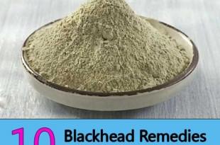 Blackhead Remedies for Clearer Skin