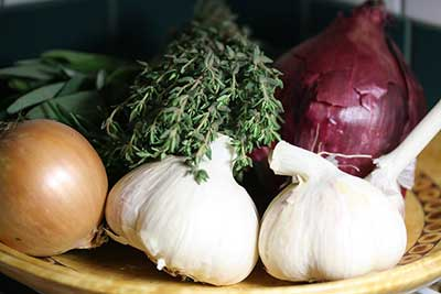 Onion-and-Garlic