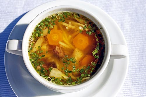 Soups and Chili