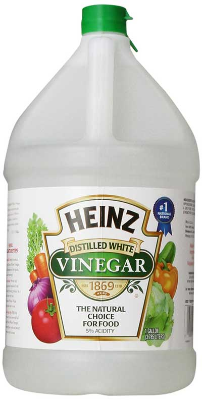 White Distilled Vinegar