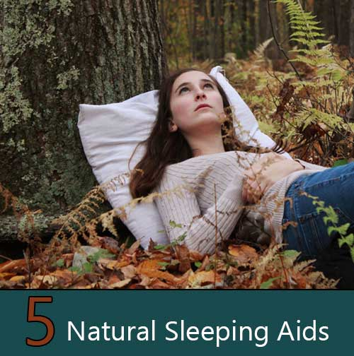 5 Natural Sleeping Aids