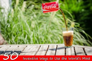 50 Inventive Ways to Use the World's Most Popular Beverage Around Your Home