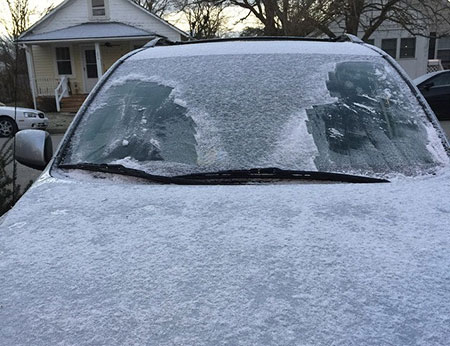 Windshield Defroster