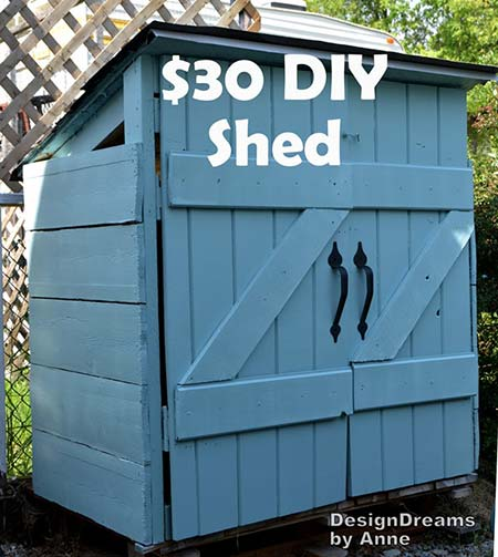 The Mini Shed Project