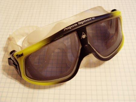 Goggle Defogger