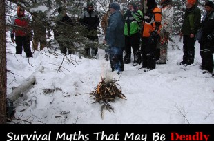 Survival Myths That May Be Deadly