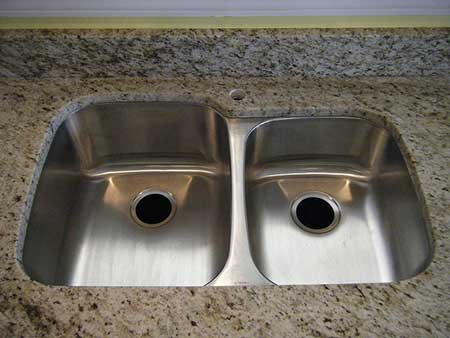 clean those stainless steel, chrome, and copper surfaces