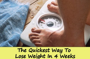 Thе Quickest Wау Tо Lose Weight In 4 Weeks