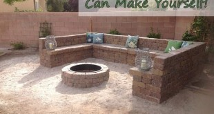 14 Fire Pits You Can Make Yourself!