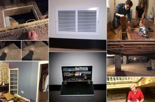 15 Secret Hiding Spots In Your Home