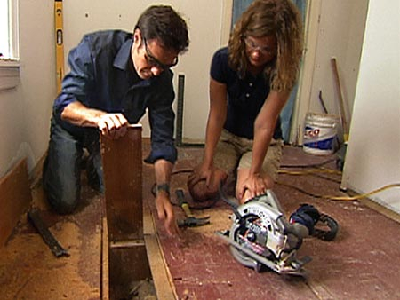 How To Create Under Floor Storage