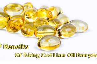 7 Benefits of Taking Cod Liver Oil Everyday