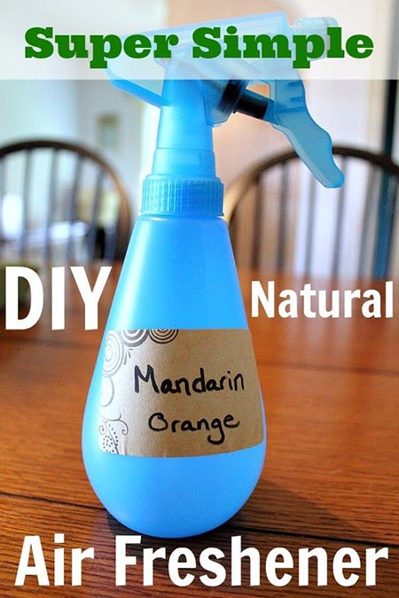 20 Natural Diy Air Fresheners Home And Gardening Ideas