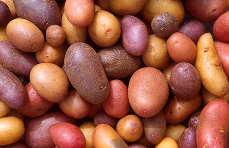 Potatoes/Sweet Potatoes
