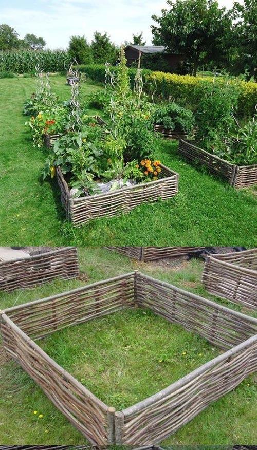 Lasagna-garden-bed
