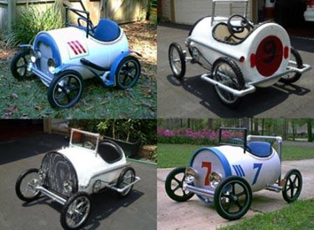 Pedal Car Kits