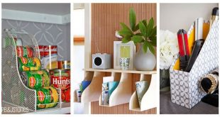 Clever Ways Magazine Holders Can Organize Your Life