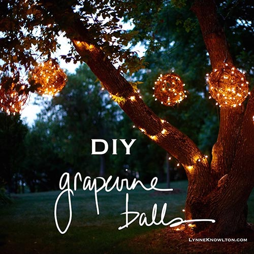 28 Outdoor Lighting Diys To Brighten Up Your Summer: Outdoor Lighting DIY's To Brighten Up Your Summer