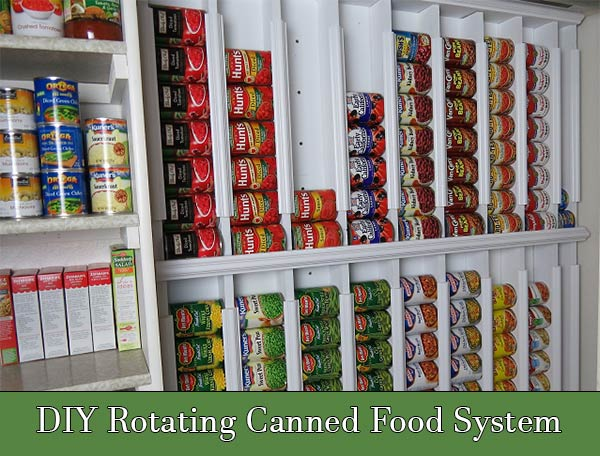 http://www.homeandgardeningideas.com/wp-content/uploads/2016/05/DIY-Rotating-Canned-Food-System.jpg