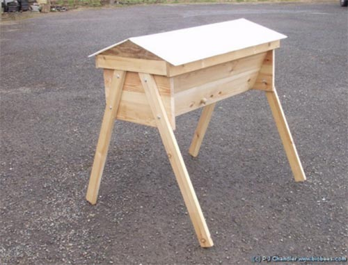 How To Buid A Top Bar Hive
