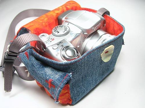 Make a Camera Cozy