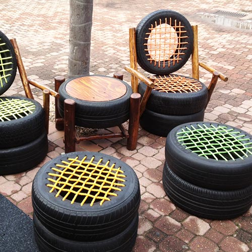 tire-chairs