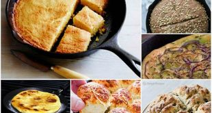 20 Bread Recipes You Can Make In a Cast Iron Skillet
