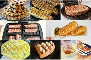 24 Things You Can Cook In A Waffle Iron