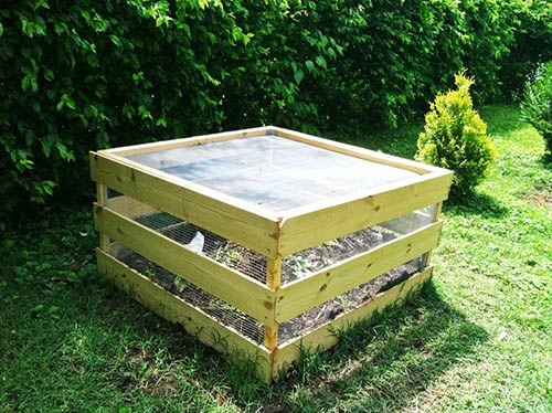 Building a Simple Compost Bin