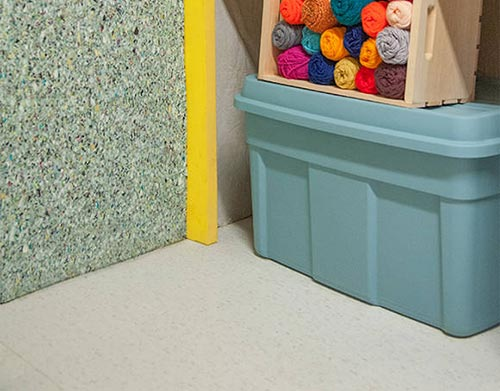 Simple Tile Flooring For Your Garage