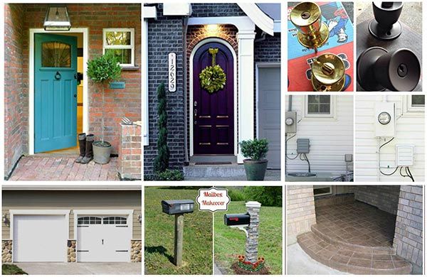 20 budget curb appeal ideas anyone can do home and gardening ideas