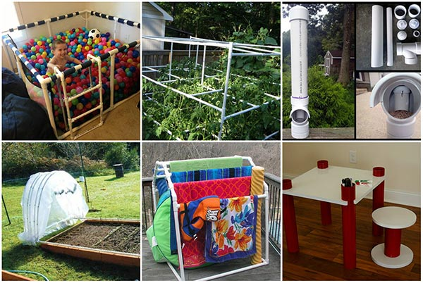 22 creative diy projects using pvc pipe home and gardening ideas 20 creative diy projects using pvc pipe solutioingenieria Choice Image