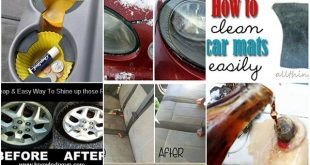 20 Ways To Make Your Car Cleaner Than It's Ever Been