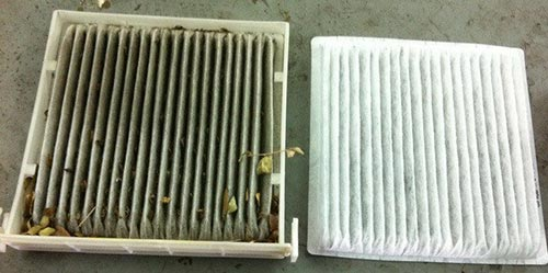 Bad Smell Out Of Car AC Vent