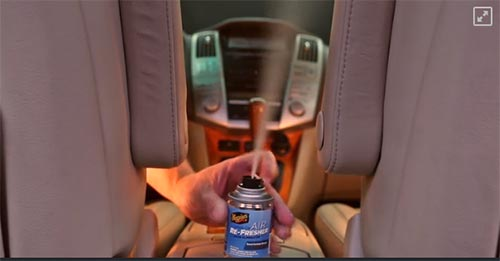 Car Air Refresher Odor Eliminator