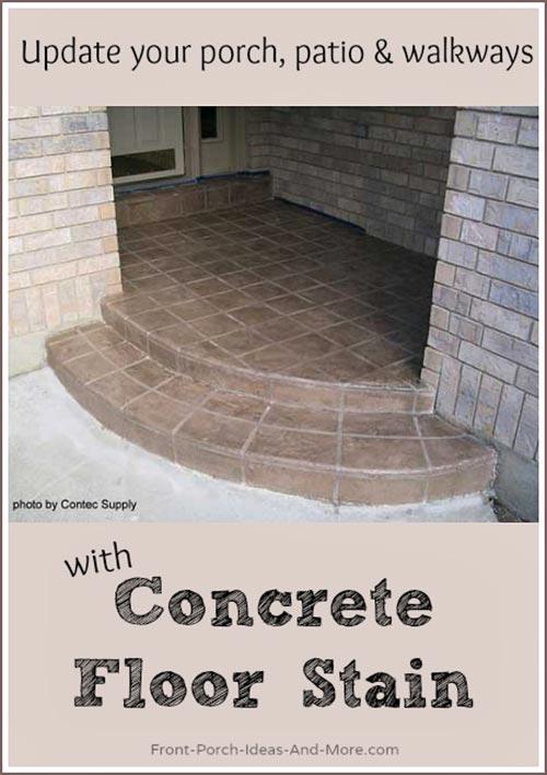 concrete floor stain. Black Bedroom Furniture Sets. Home Design Ideas