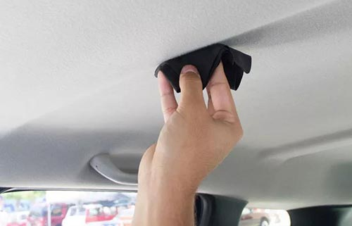 How to Clean a Car Ceiling