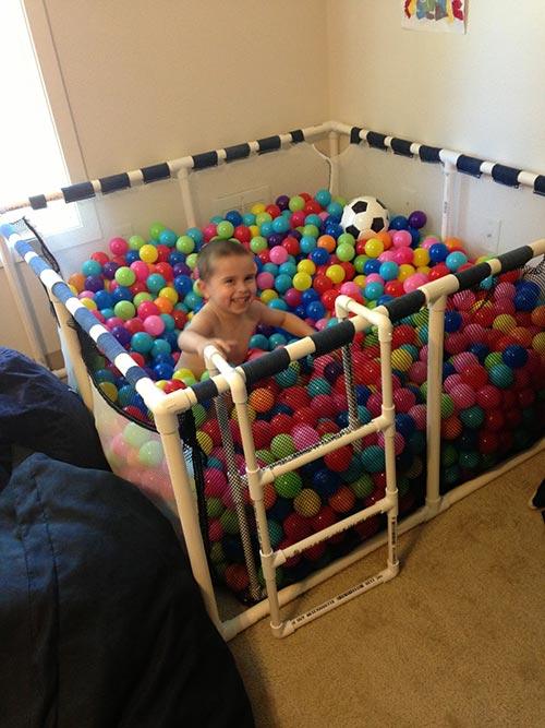 PVC Ball Pit