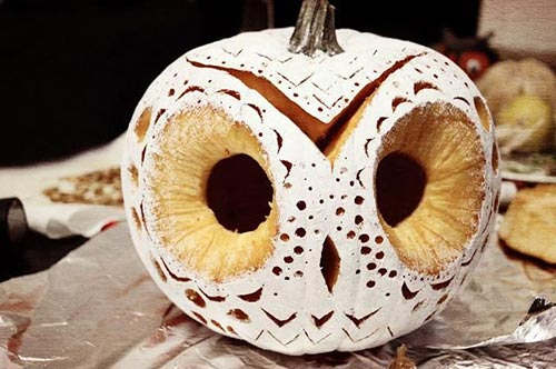 Pumpkins carving and decor ideas for halloween home