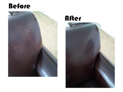 Homemade: Remove Scratches From Leather