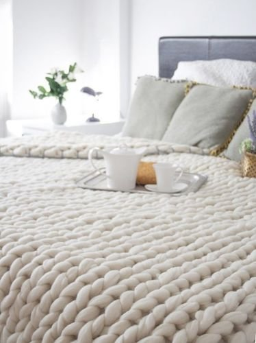 Knit a Blanket