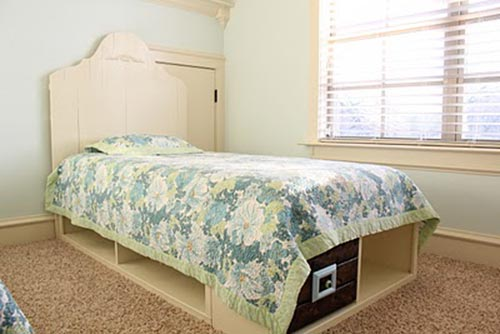 Twin Storage (Captains) Bed