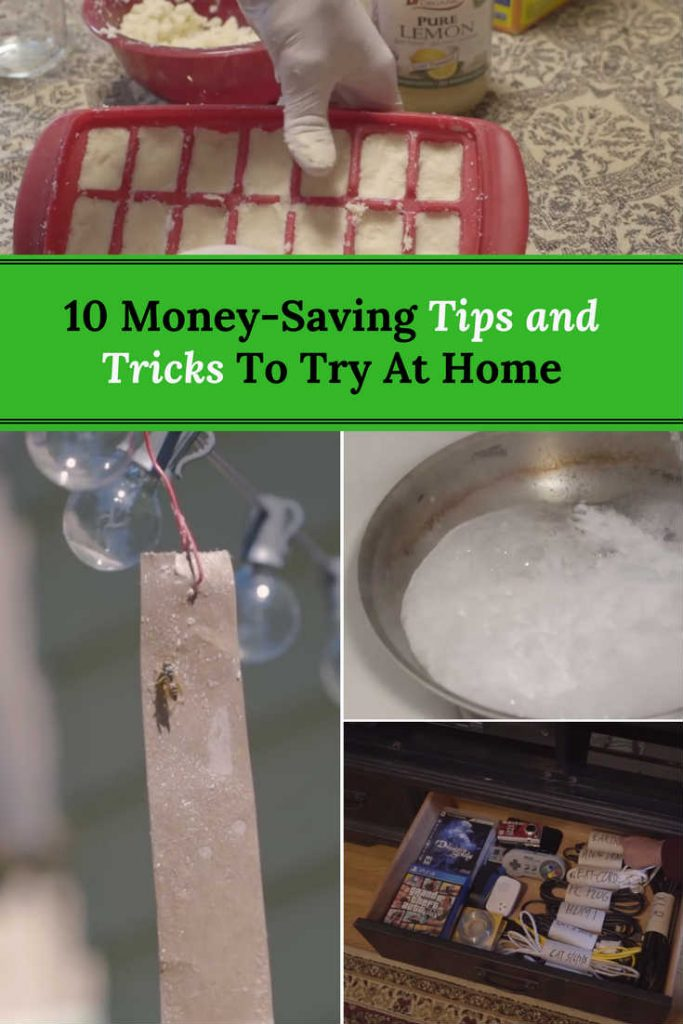 10 money saving tips and tricks to try at home home and gardening ideas - Practical tips to make money from gardening ...