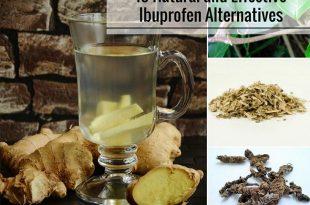 10 Natural and Effective Ibuprofen Alternatives