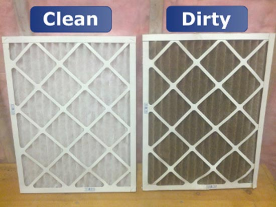 how to keep the air clean in your home
